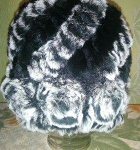 шапка из натурального меха