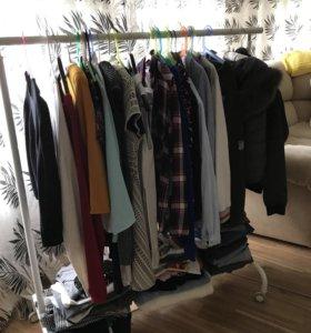 Стильная одежда Zara, Bershka