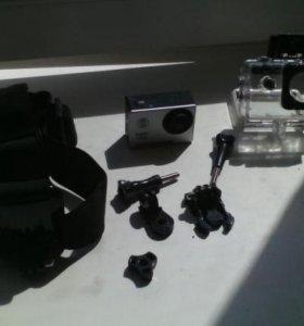 Экшен камера 1080p smarTerra B+