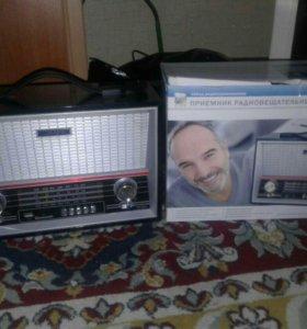 Приемник радио