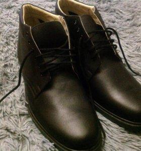 Ботинки мужские армейские