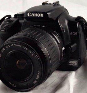 Зеркалка Canon 400D