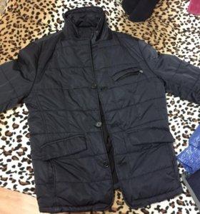 Куртка Ostin и пуховик
