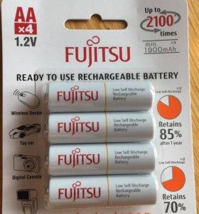 Аккумуляторы АА fujitsu