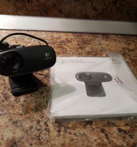 Веб камера Logitech HD WebCam C310