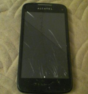 Смартфон Alcatel One Touch 997D