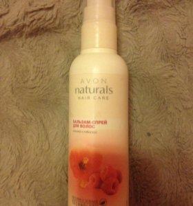 Бальзам-спрей для волос Avon naturals