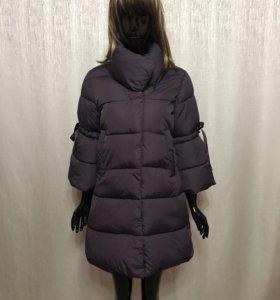 Женские куртки новые с бантиками на рукавах