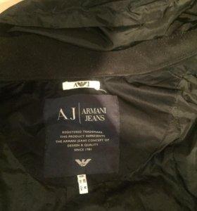 Куртка Armani aj