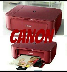 Canon pixma MG3540 принтер/сканер.