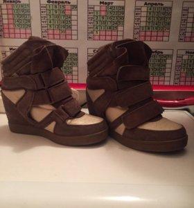 Ботинки-кеды,