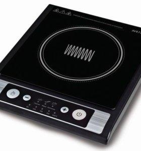 Новая индукционная плита Supra