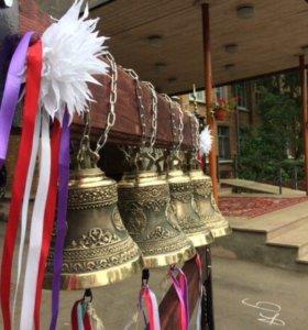 Звонница колокола на праздник