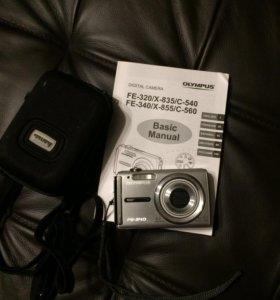 "Цифровой фотоаппарат ""Olympus FE-340"