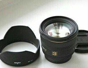 Sigma AF 50mm f/1.4 EX DG HSM Canon EF