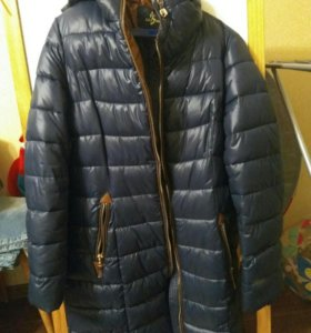 Зимнее пальто,р48