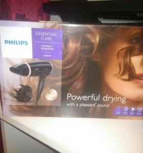 Фен Philips BHD004 Essential Care