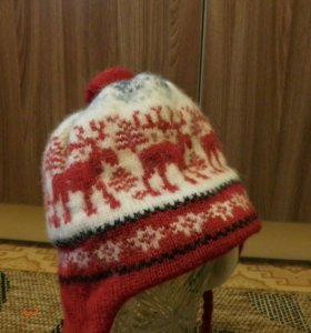 Зимняя шапка Scandica
