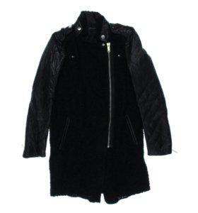 Женская куртка пальто 46-48 оригинал Zara
