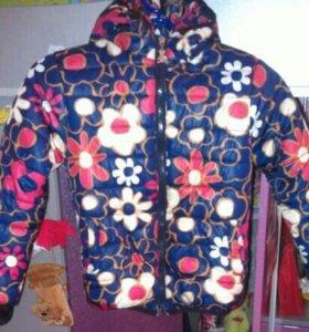Курточка 116-122
