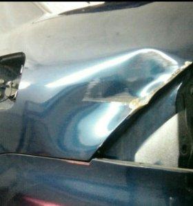 Срочный кузовной ремонт