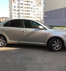 Toyta Avensis 2006г. 2.4
