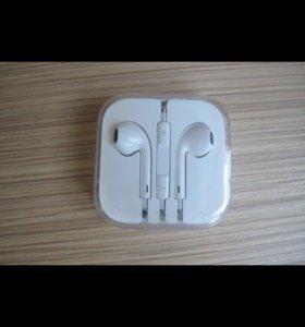 Наушники Айфон 6