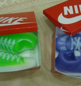 Мыло кроссовки или кеды в коробке