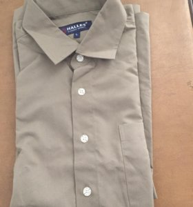 Мужская рубашка, короткие рукава, L размер.