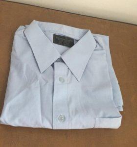 Рубашка, длинные рукава, 41 размер