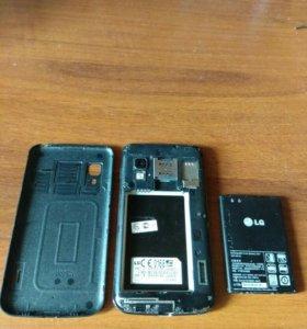 LG e455 L5 II Dual