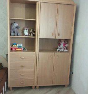 Детские шкафы 60 и 80