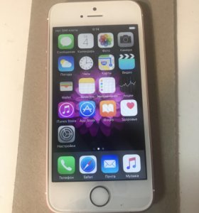 iPhone 5SE 16 gb новый