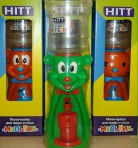 Детский кулер для воды и сока на 2 литра