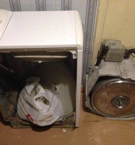 Стиральная машина Whirpool AWE6416 на запчасти