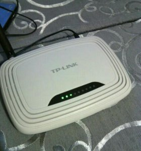 Tp link 720n Wi-Fi router