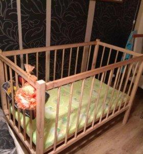 Кроватка Срочно