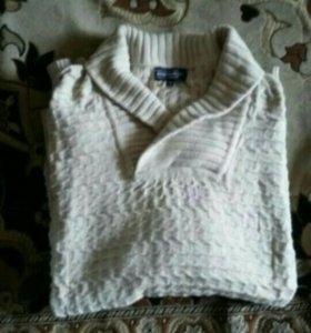 Свитер-пуловер новый