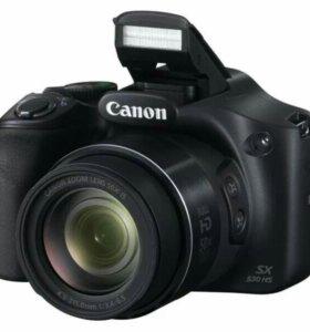 Или обмен новый Canon SX 530 HS