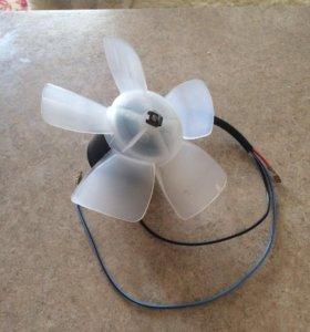 Вентилятор для печки