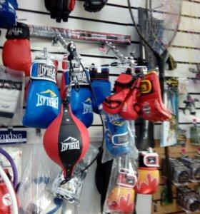 Перчатки бокс,накладки