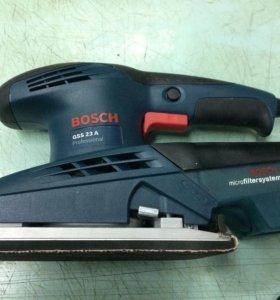 Шлифовальная машина Bosch gss 23a professional