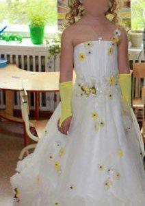 Продам очень нарядное платье для девочки