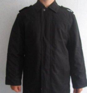 Куртка зимняя офицерская ВМФ