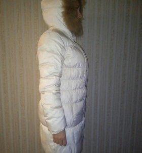Пуховик зимний для беременных