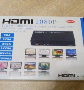 HDMI сумматор
