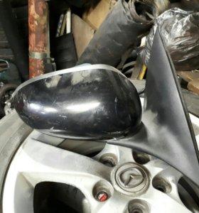 Зеркало на jaguar xj 308 кузов