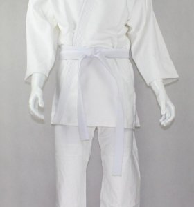 Форма,перчатки и капа для дзюдо