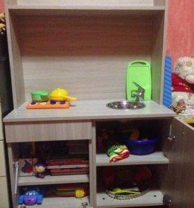 Детская игровая кухонька