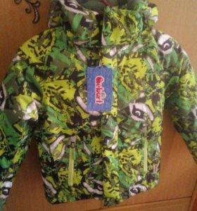 Новая куртка ⛷